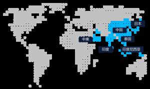 CN-Global map